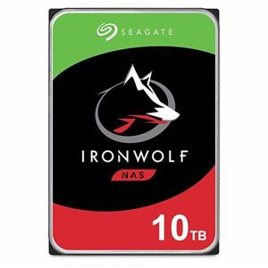 "Picture of Seagate IronWolf NAS HDD 3.5"" Internal SATA 10TB NAS HDD, 7200 RPM, 3 Year Warranty"