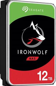 "Picture of Seagate IronWolf NAS HDD 3.5"" Internal SATA 12TB NAS HDD, 7200 RPM, 3 Year Warranty - Stock on hand only!"