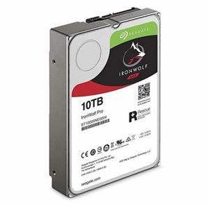 Picture of Seagate Iron Wolf PRO NAS  Internal 16TB HDD, SATA 6Gb/s, 1.2M hours MTBF, 5-year limited warranty.EOFY SOH PROMO