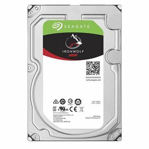 "Picture of Seagate IronWolf NAS HDD 3.5"" Internal SATA 6TB NAS HDD, 5900 RPM, 3 Year Warranty"