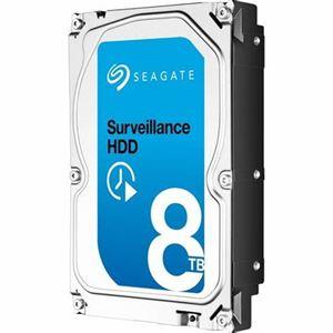 "Picture of Seagate SkyHawk Surveillance Drive HDD 3.5"" Internal SATA 8TB HDD, 3 Year Warranty"