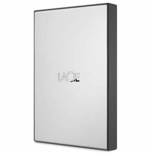 Picture of LaCie USB 3.0 External Portable HDD 1TB STHY1000800 - Silver. 2 Years Warranty