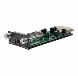 Picture of D-Link DEM-410T 10GBASE-T RJ45 Copper SFP+ Transceiver (Cat6A 30m)