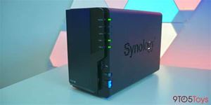 """Picture of Synology DiskStation DS220+ 2-Bay 3.5"""" Diskless 2xGbE NAS (HMB),Intel Celeron J4025 2-core 2.0GHz,USB3.0 x2 , Supports Active Backup-Office 365"""